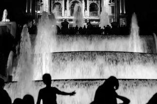 Valentina Monterosso - Le fontane di Montjuic (barcellona)
