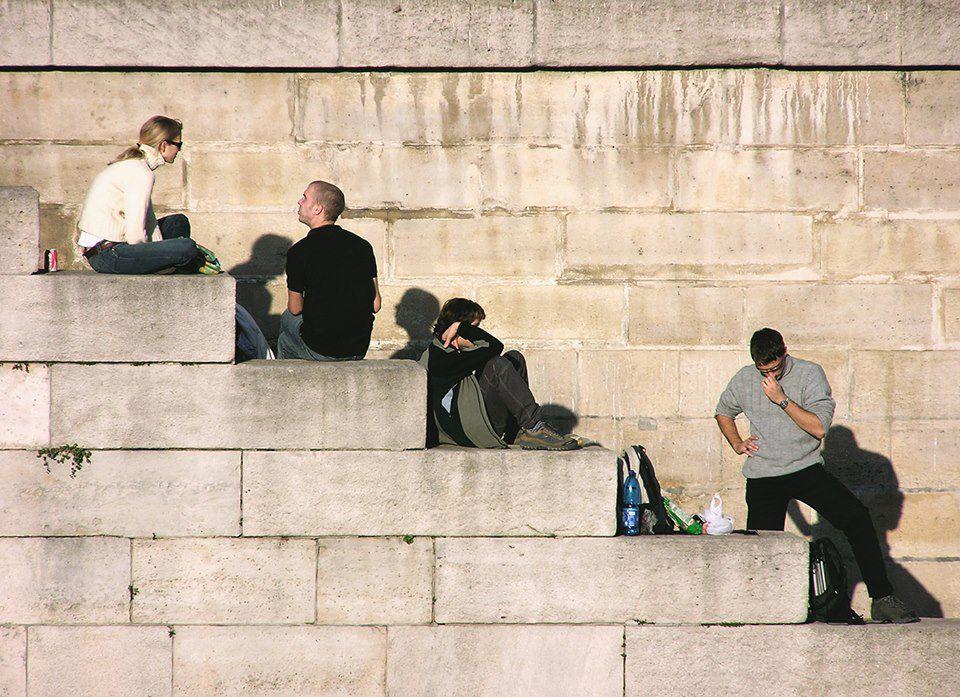 Parigi senza fretta - Quais de seine - Gianluca Marini