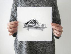 September _art print