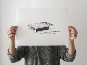 fiammiferi art print (1)